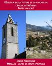 Souscription pour l'église de Méailles